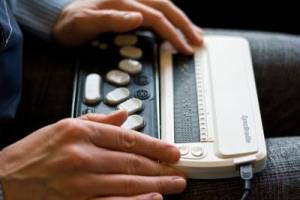 photo d'une plage braille